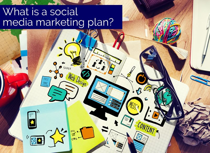 What is a social media marketing plan?
